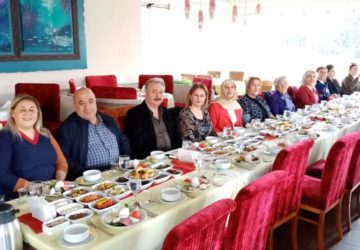 TSM Gaziantep Korosu Ekibi ile Kahvaltı