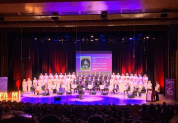 FAMİ MSD TSM İstanbul Koromuz 25 Ocak 2020 CRR Konseri…