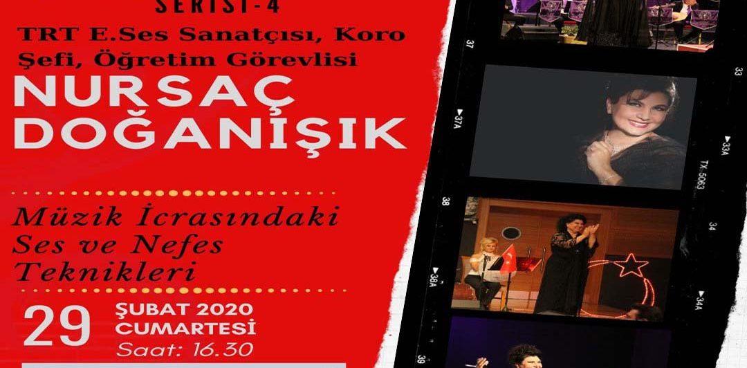 FAMİ MSD Aylık Workshop&Konferans Serisinin Dördüncüsü, 29.02.2020 Saat 17.00'de icra edilmiştir.