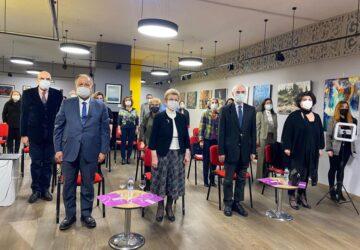 FAMİ MSD'nin 3'üncü Genel Kurulu 27 Mart 2021 tarihinde netaART Güzel Sanatlarda icra edilmiştir.